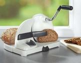 Brotschneidemaschine klappbar