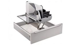 Brotschneidemaschine Schublade